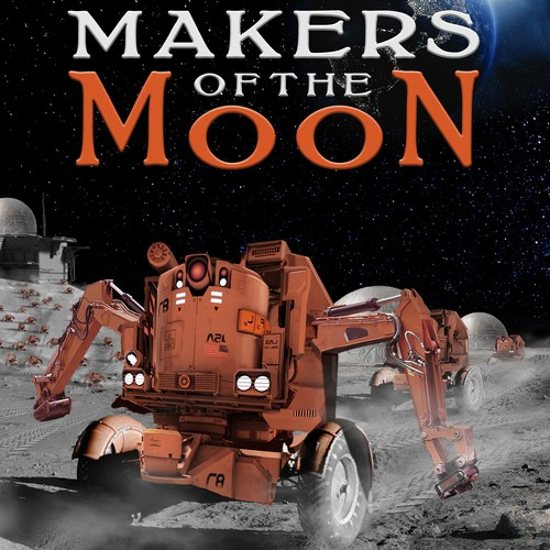 Book cover for MAKERS OF THE MOON