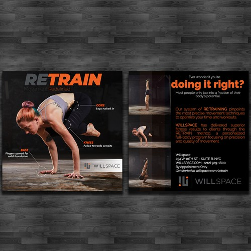 RETRAIN Flyer