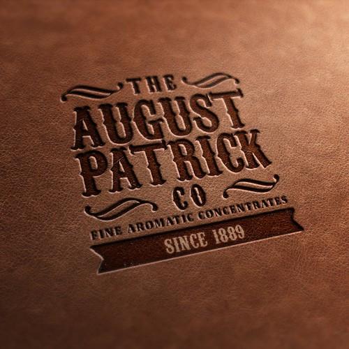 The August Patrick Co. needs a new logo