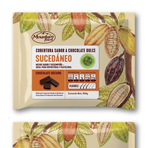 Cacao Coverage Package Design