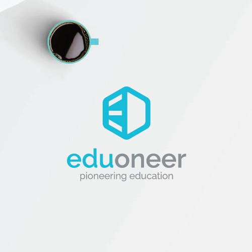 Design Brand Identity for Eduoneer