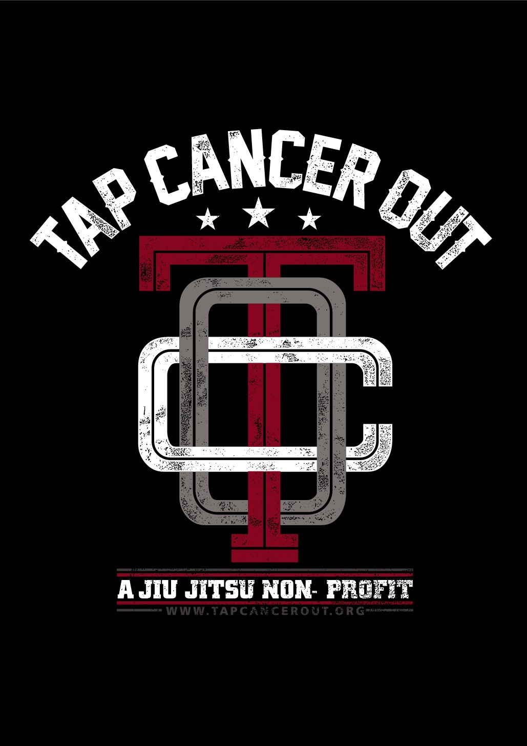Design a Cancer-Fighting BJJ Nonprofit's Newest Tee (or Tees)