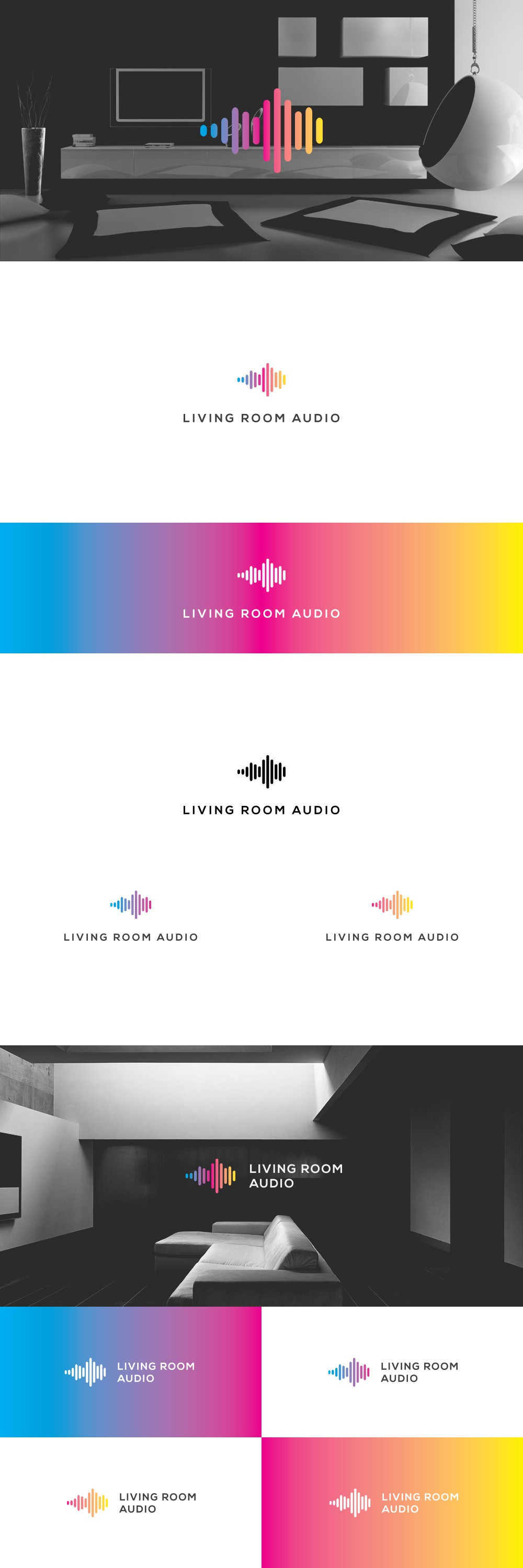 Design a new Logo for our High End Audio Business