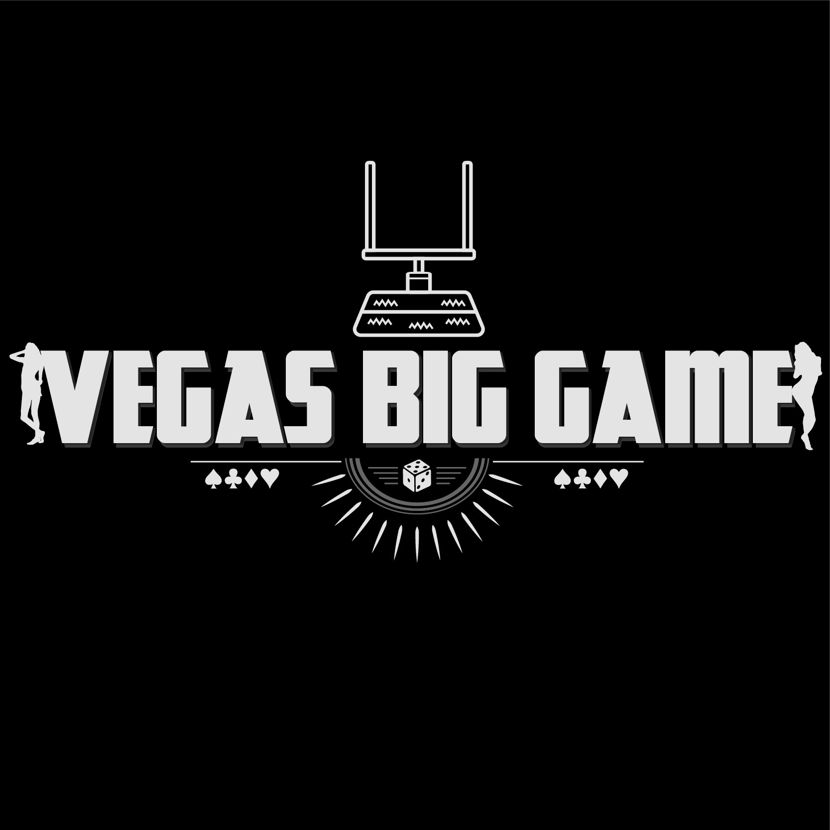 Guys weekend in Vegas needs a cool logo