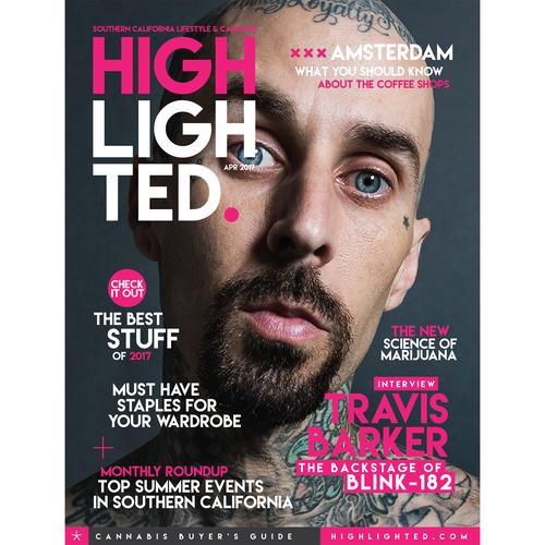 Highlighted Magazine