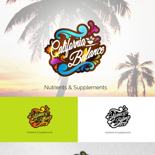 Logo for California Balance Nutrients