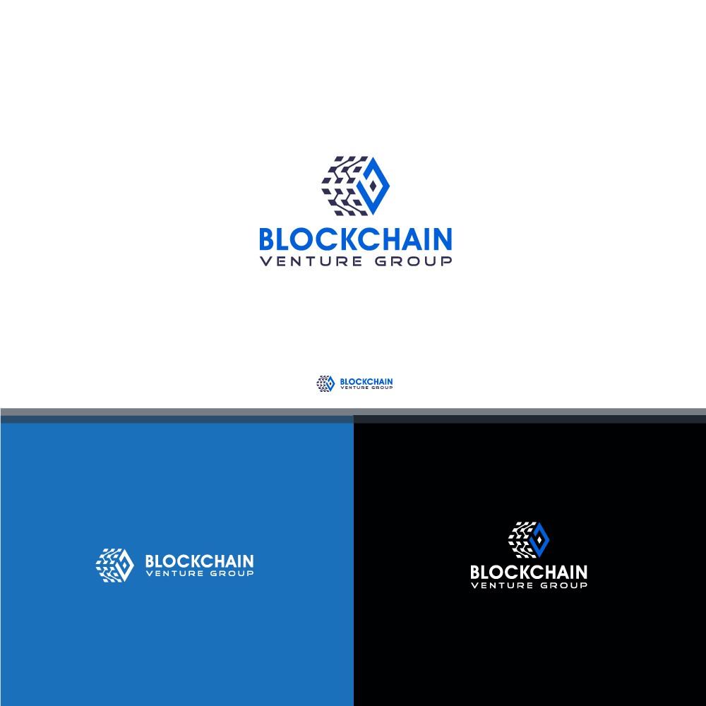 Seattle-based emerging technology company logo: Blockchain Venture Group