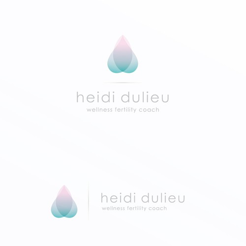 Wellness Fertility Coach - Oil Drops Motif
