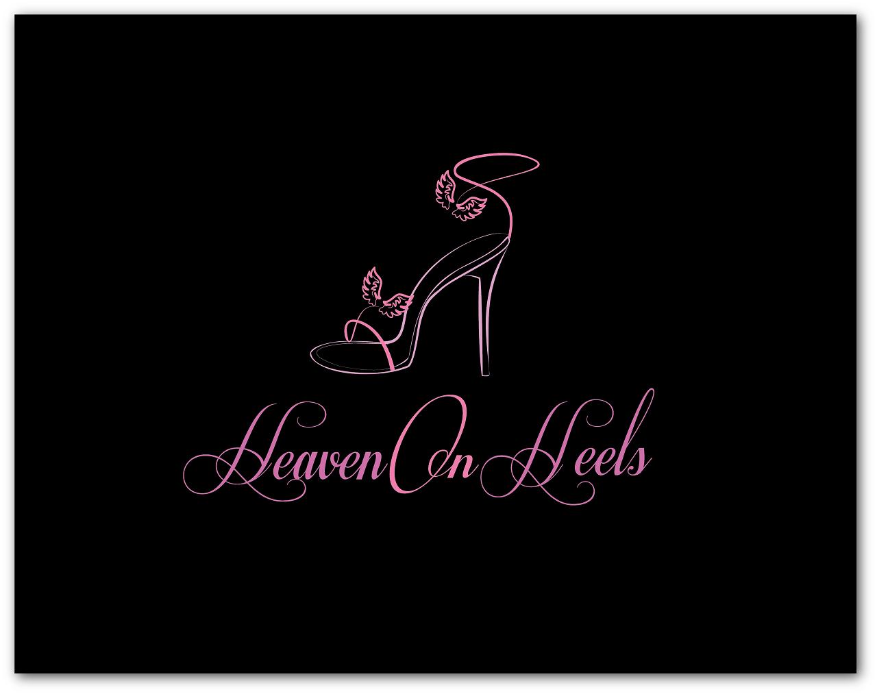 "logo for ""Heaven on Heels"""