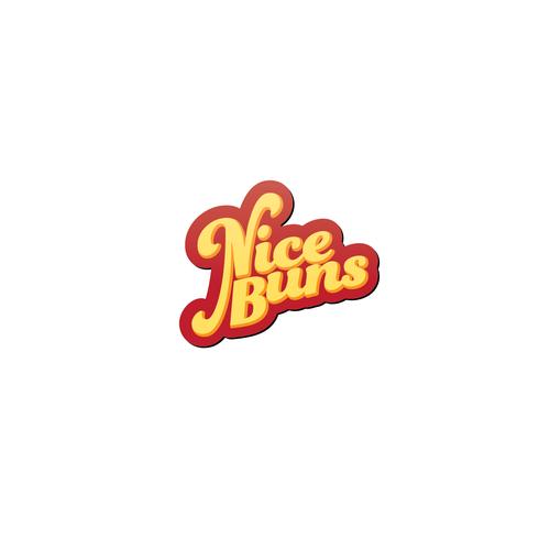 Create the next logo for Nice Buns