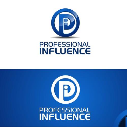 Professional Influence needs a new logo