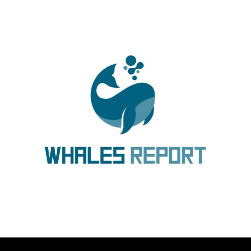 Contest logo winner for Whales Report