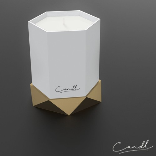 Candle holder design