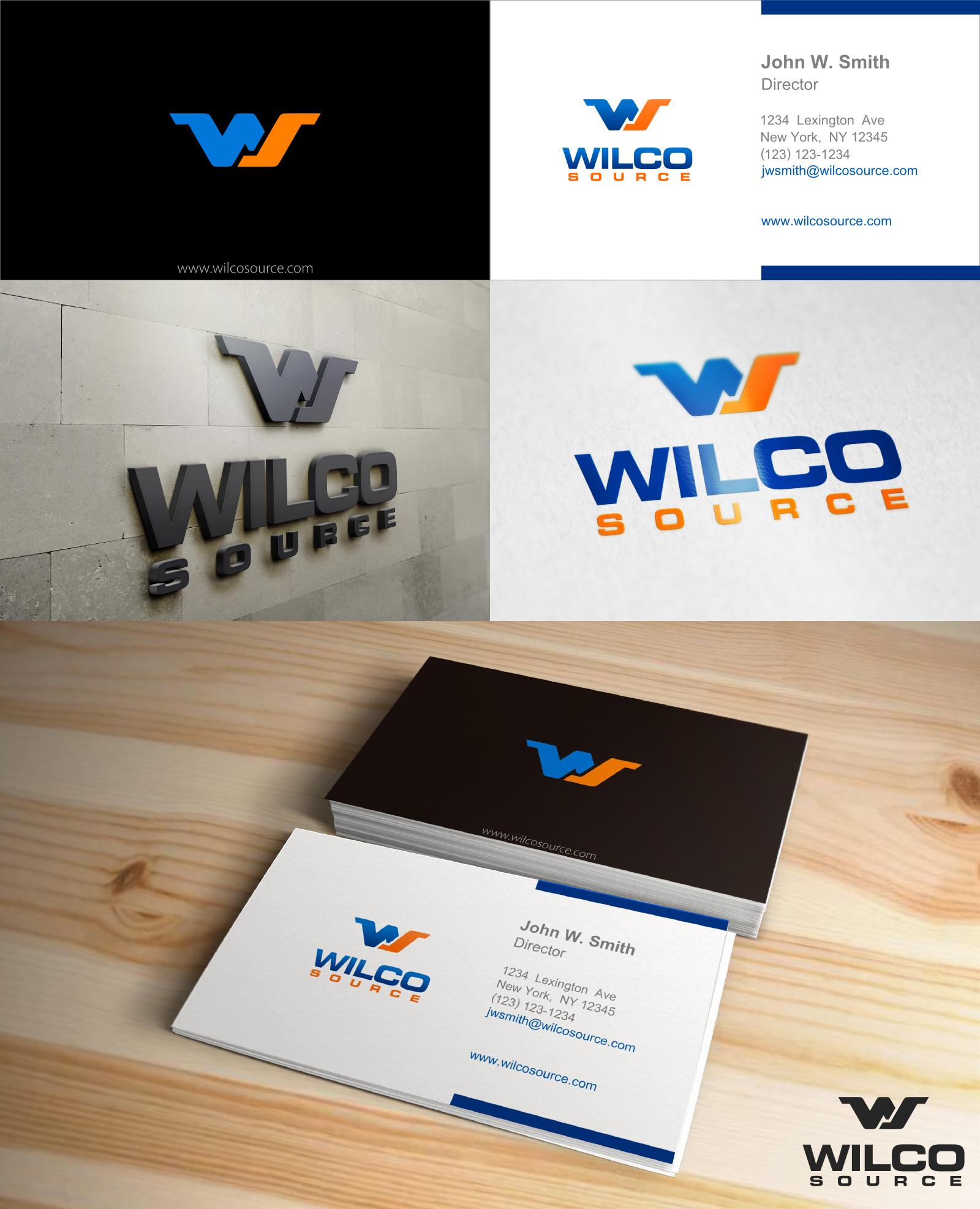 Rocking logo for Wilco Source