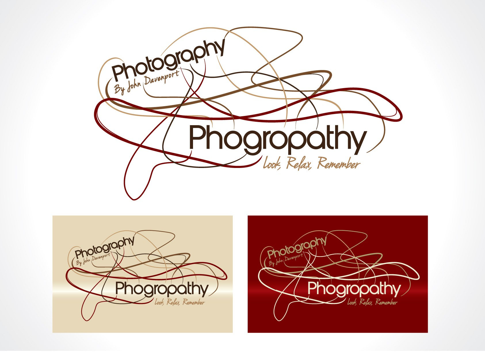 Photography Blog Needs Logo Based on Concept Provided!