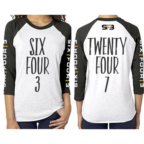 SF3 T-Shirt Design