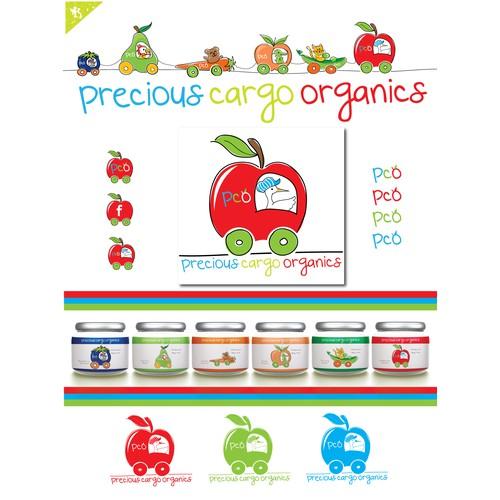 Precious Cargo Organics Logo