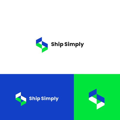 Ship Simply Logo Design