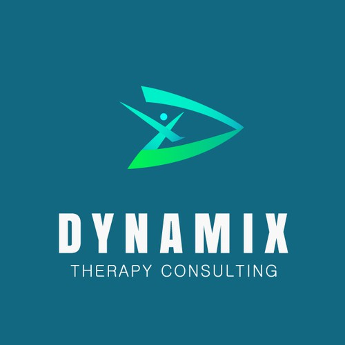 modern and mature logo for a therapy consulting company