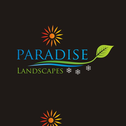 appealing logo for landscaping company