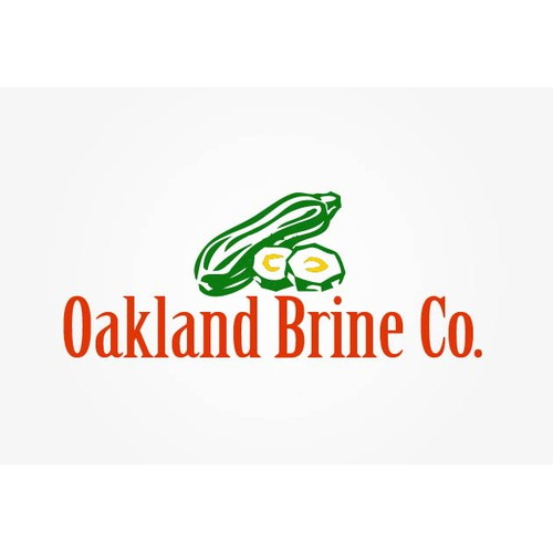 Create the next logo for Oakland Brine Co.