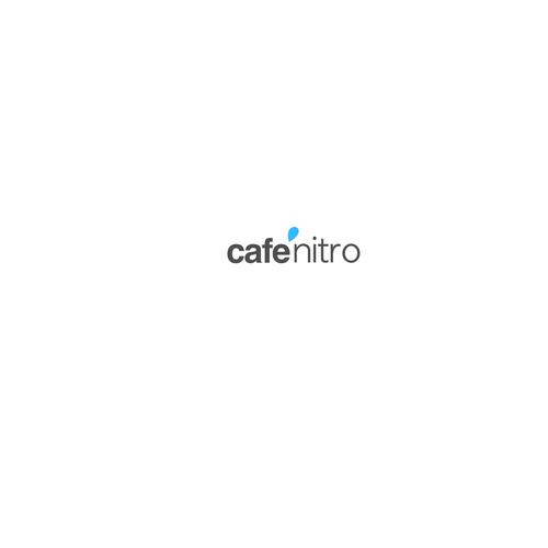 minimal cafe logo