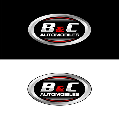 LOGO CONCEPT FOR B&C AUTOMOBILES