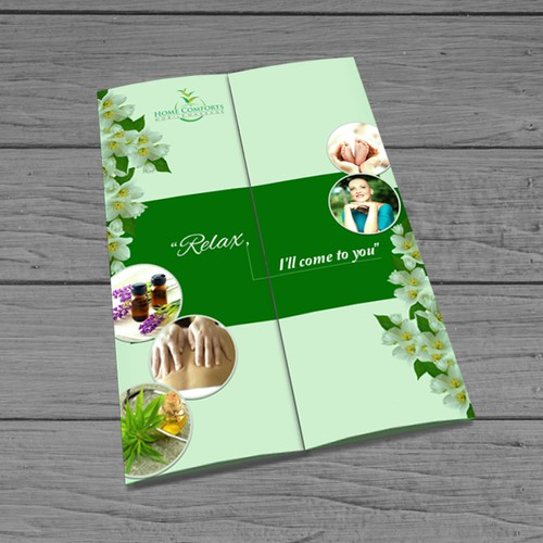 HomeComforts Gate Trifolder brochure