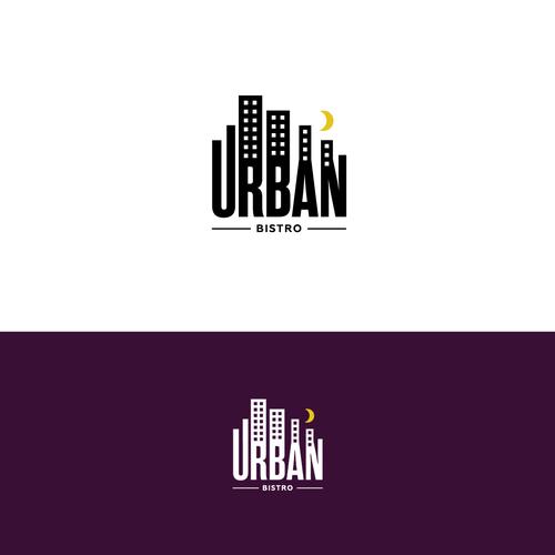 Modern logo for bistro