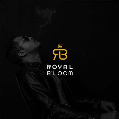 Royal Bloom Logo Concept