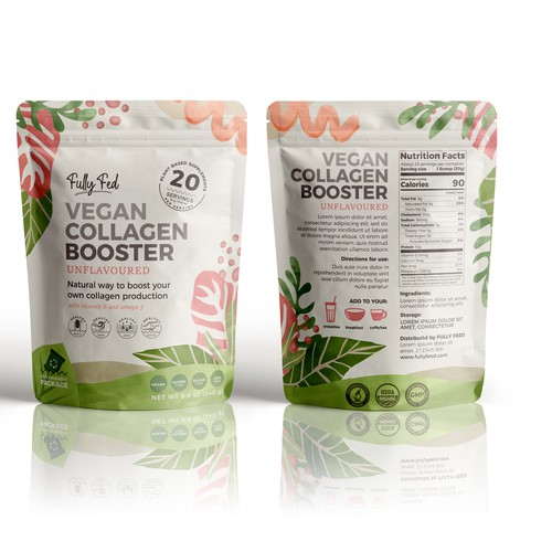 Vegan Collagen Booster