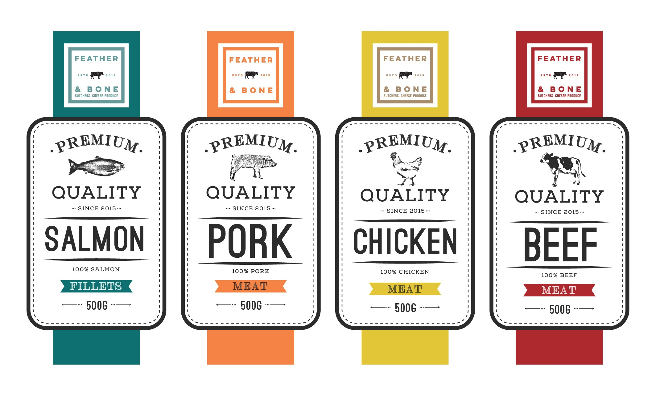 FOOD PACKAGING FOR GREAT FOOD RETAIL SHOP