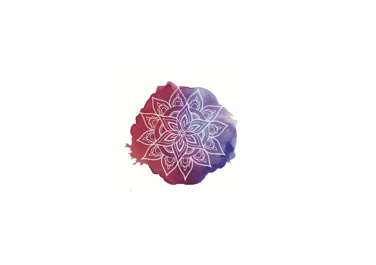 professional logo with mandala