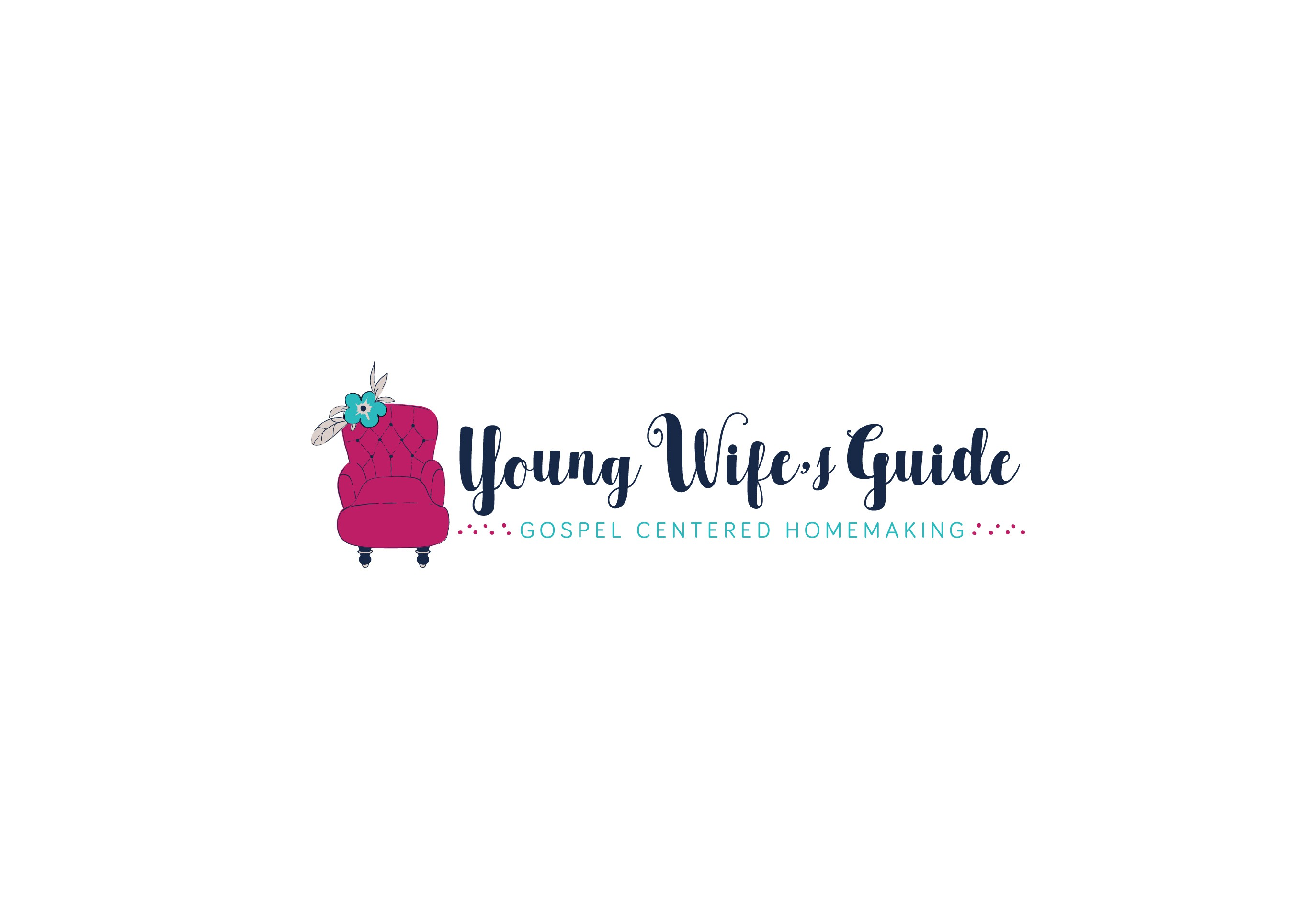 Young Wife's Guide Logo & Icons