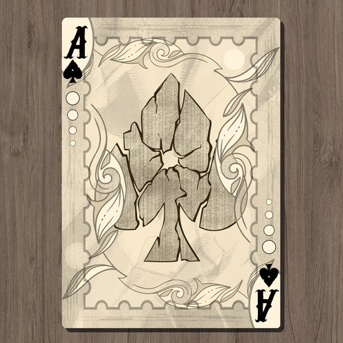 Themed Poker Cards