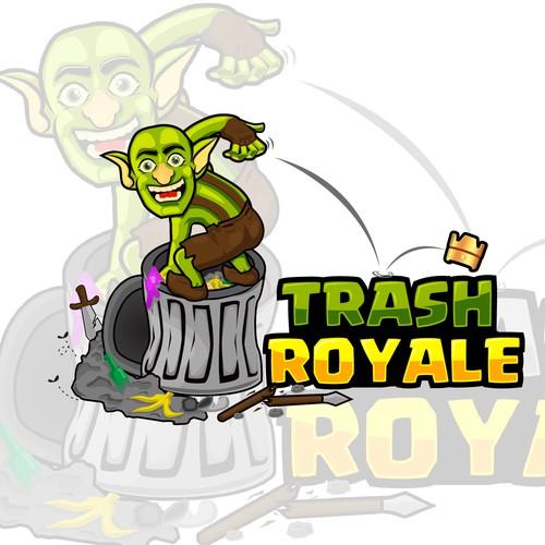 TRASH ROYALE