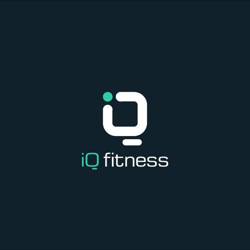 Logo for IQ Fitness - Inspire Quality