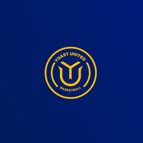 logo for yoast united  basketball