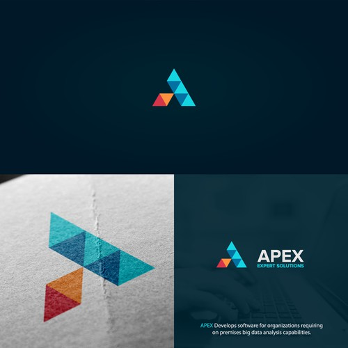 Bold logo for Apex Expert Solutions