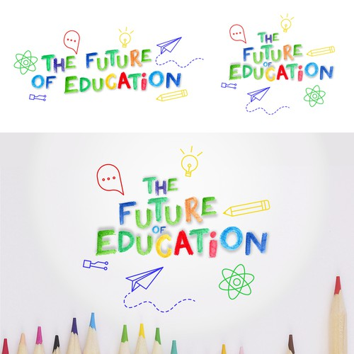 The Future of Education Video Series Logo