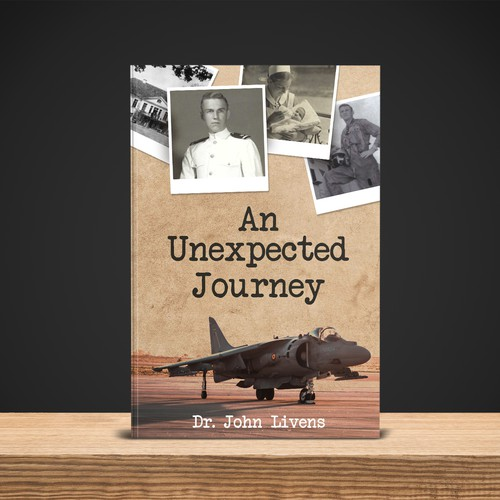 Biography book on Navy officer