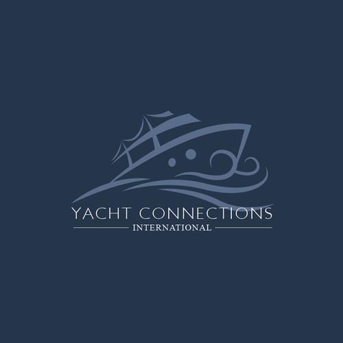 Create a one of a kind logo for a luxury yacht company