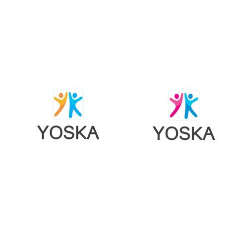 Logo desing for YosKa