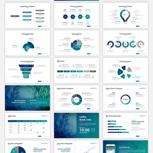 PowerPoint Template for Leading AI Company