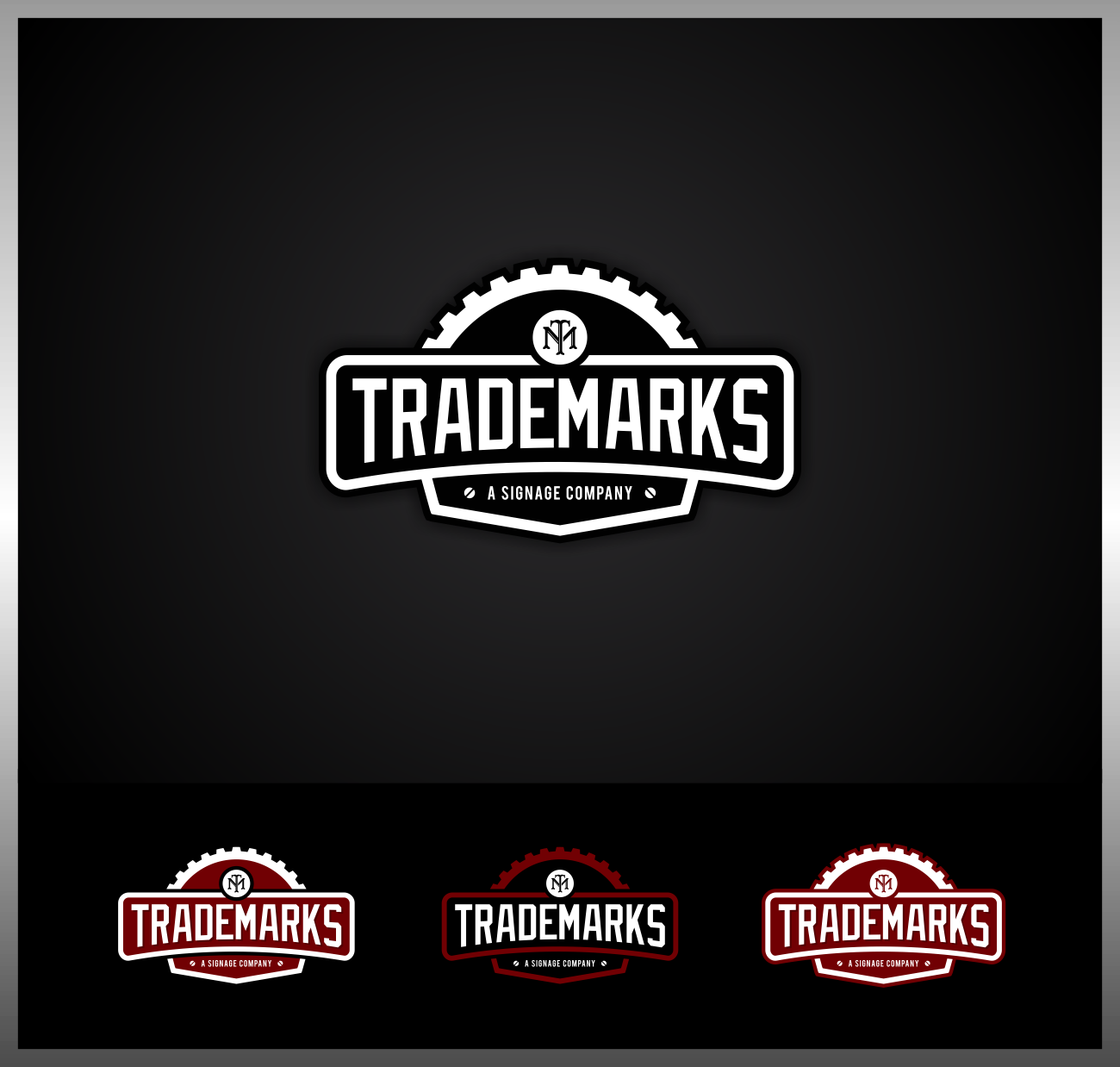 Trademarks - A Signage Company needs a new logo!