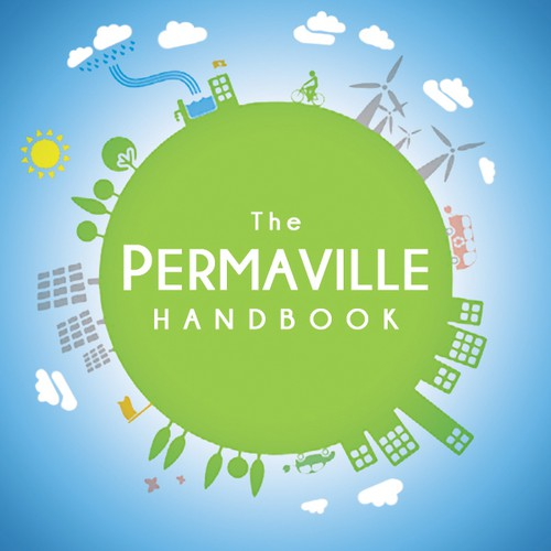 Create the next book cover for Permaville