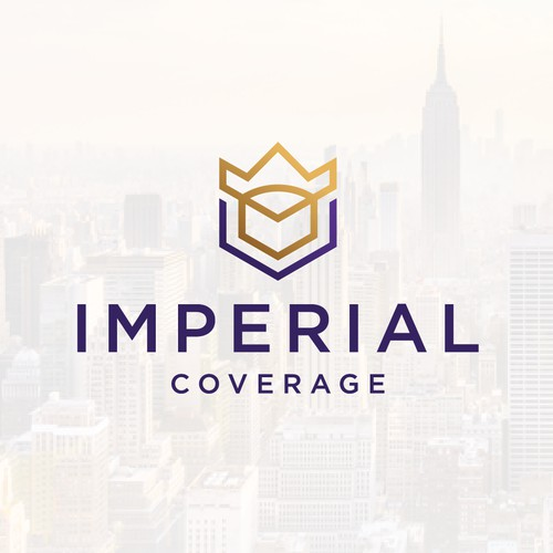 Logo designs for Imperial Coverage