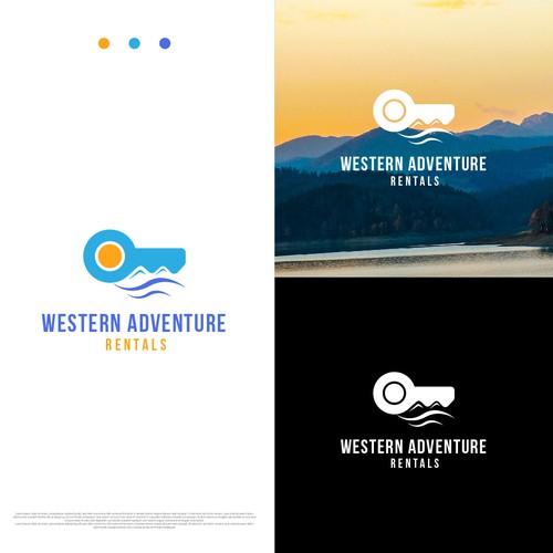 Logo for adventure