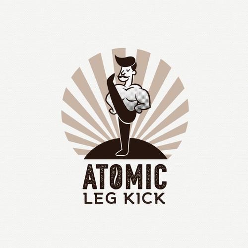 Unique logo for a coffee company
