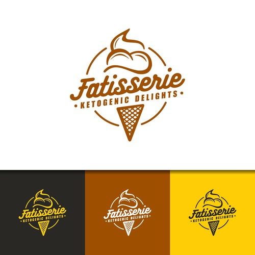 Logo for fatisserie